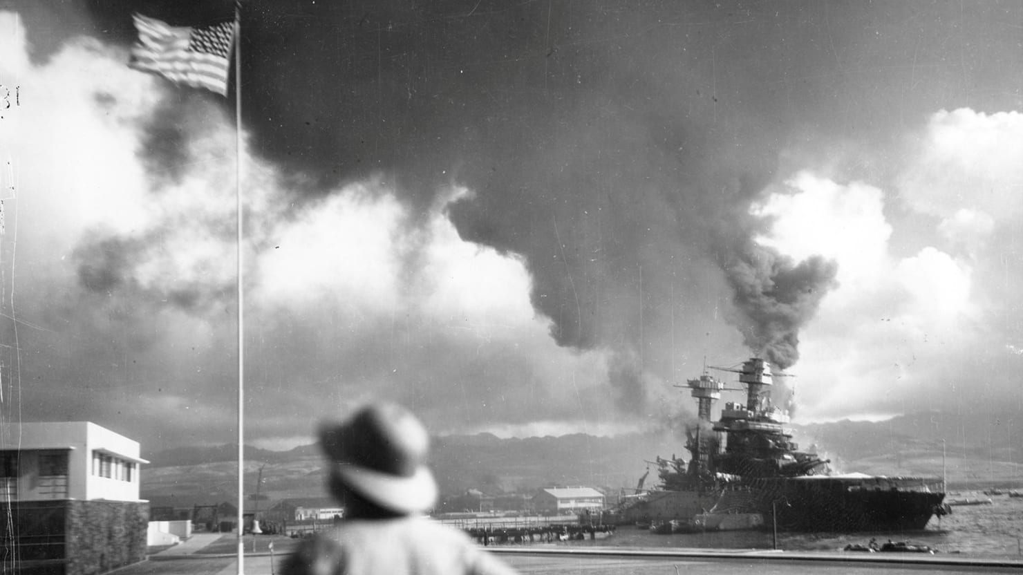 The Attack on Pearl Harbor 75 Years Later (PHOTOS)