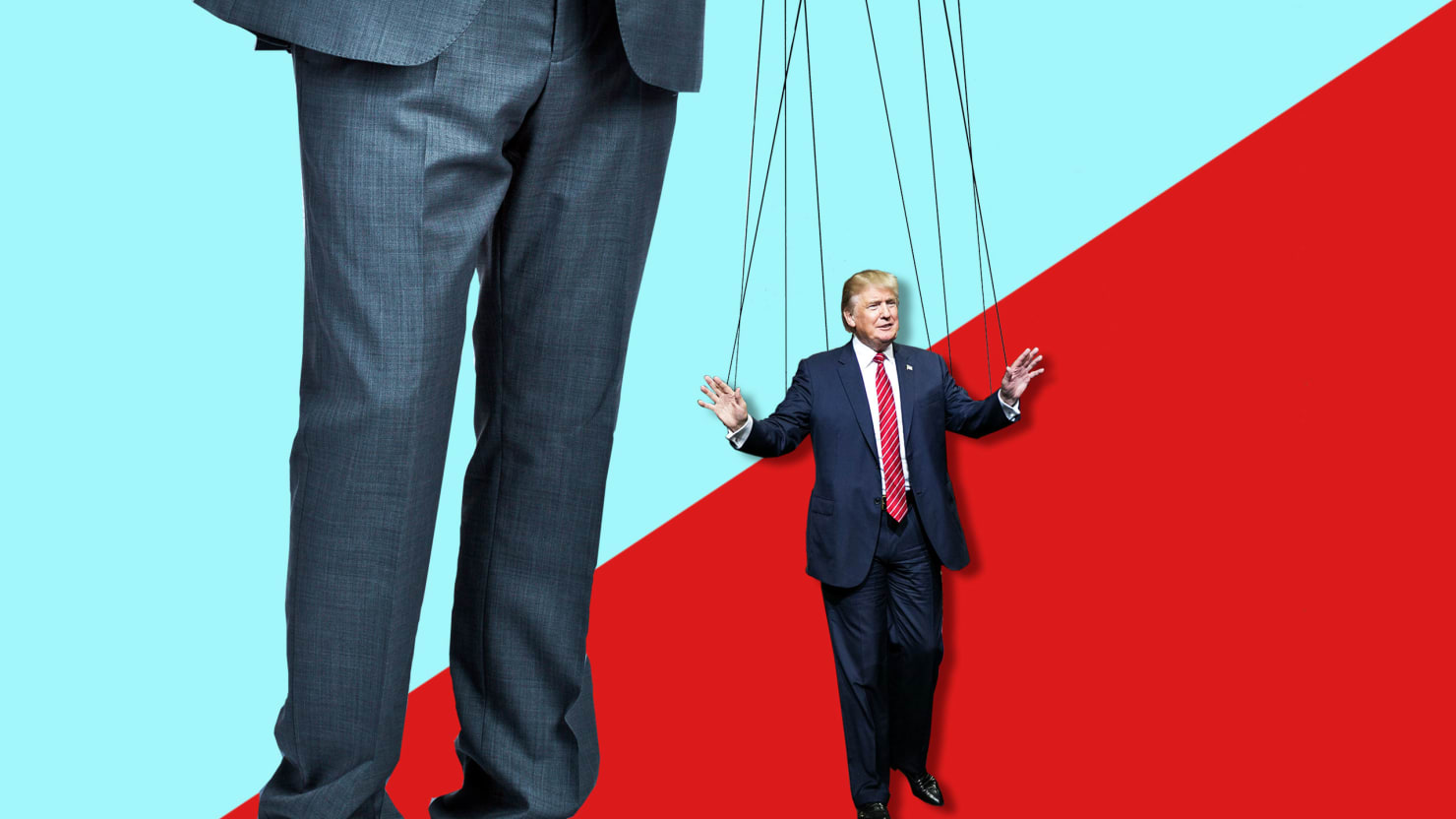 How Russian Hackers Can Blackmail Donald Trump—and the GOP
