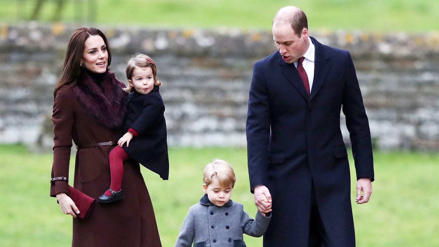 Its The End Of The Rural Life For Prince William And Kate Middleton As Royal Priorities Begin To Shift Ahead Of The Accession Of King Charles