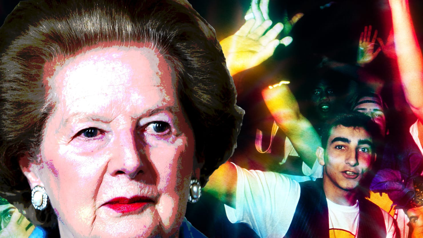 How margaret thatcher took on acid house for Acid house 2016