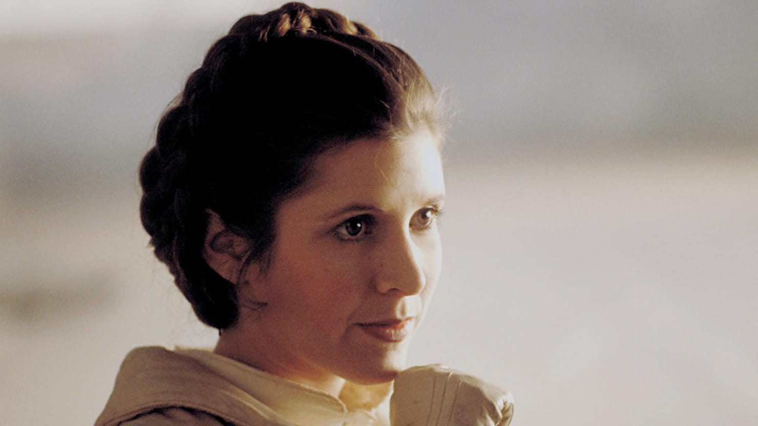 More Than Princess Leia: Carrie Fisher's Beautifully Tumultuous, Accomplished, Hilarious Life