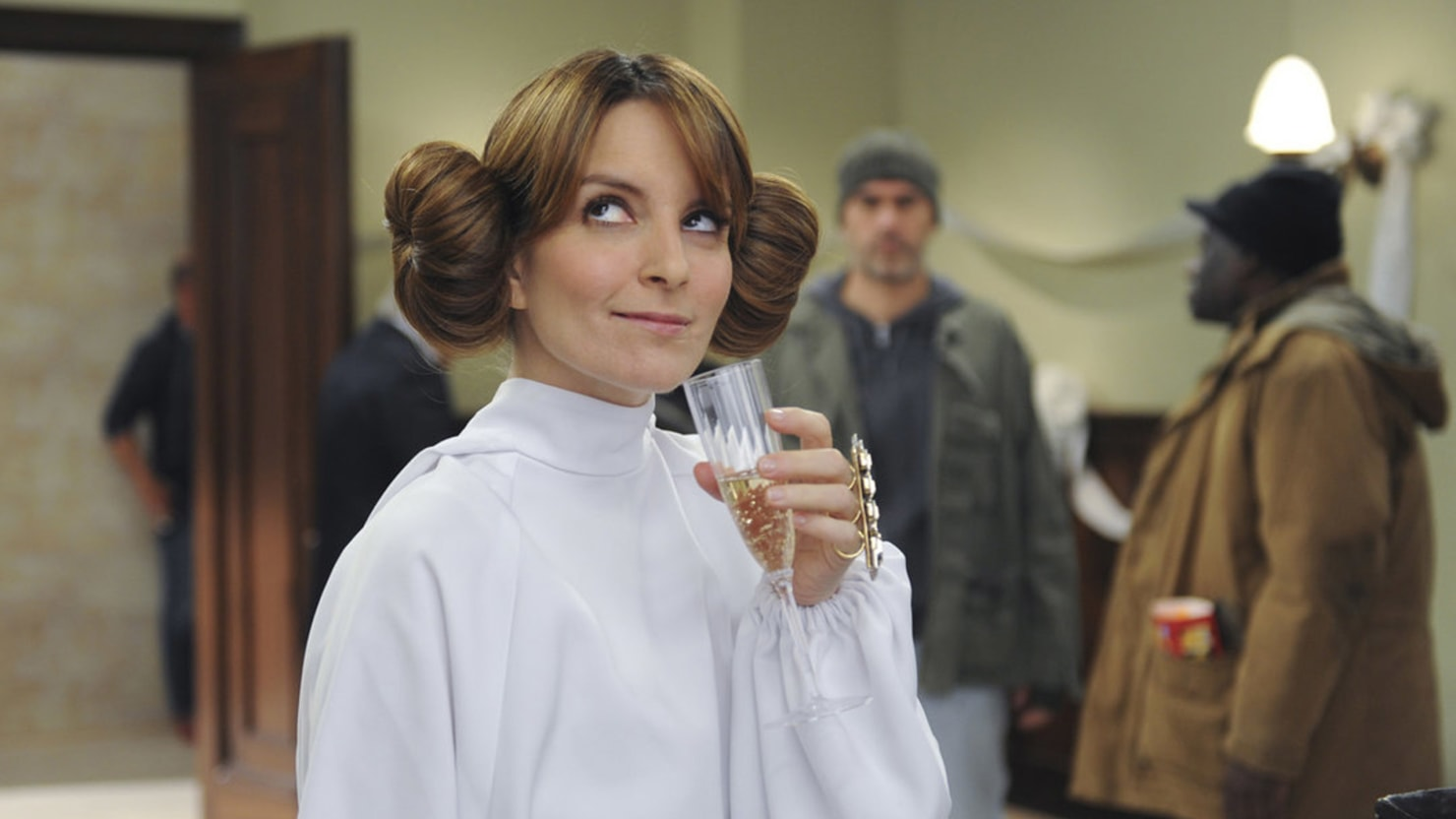 Tina Fey Remembers Carrie Fishers Legendary 30 Rock