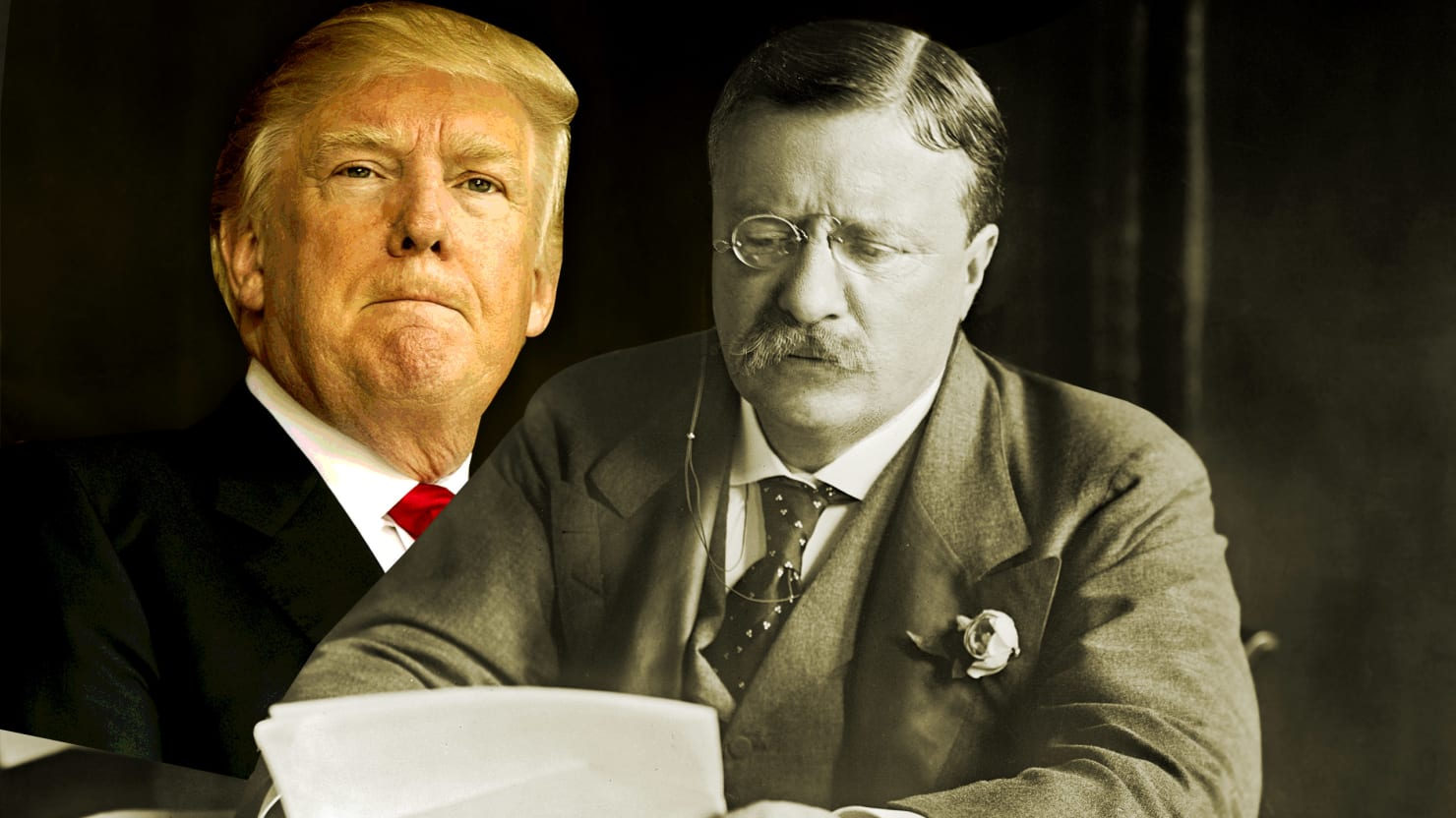 Uh, John Boehner: Trump Is the Opposite of Teddy Roosevelt
