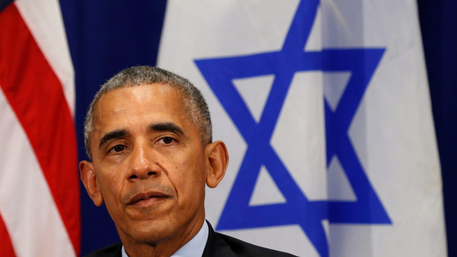 Why Did Obama Let the UN Criticize Israel? Because It Was the Last Chance to Act Sane