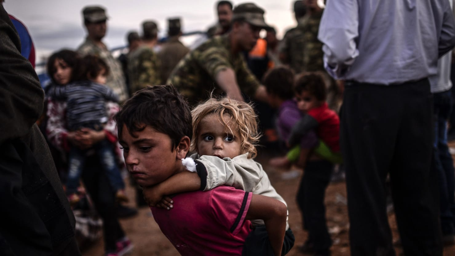 How Congress Can Still Save the Children of Syria