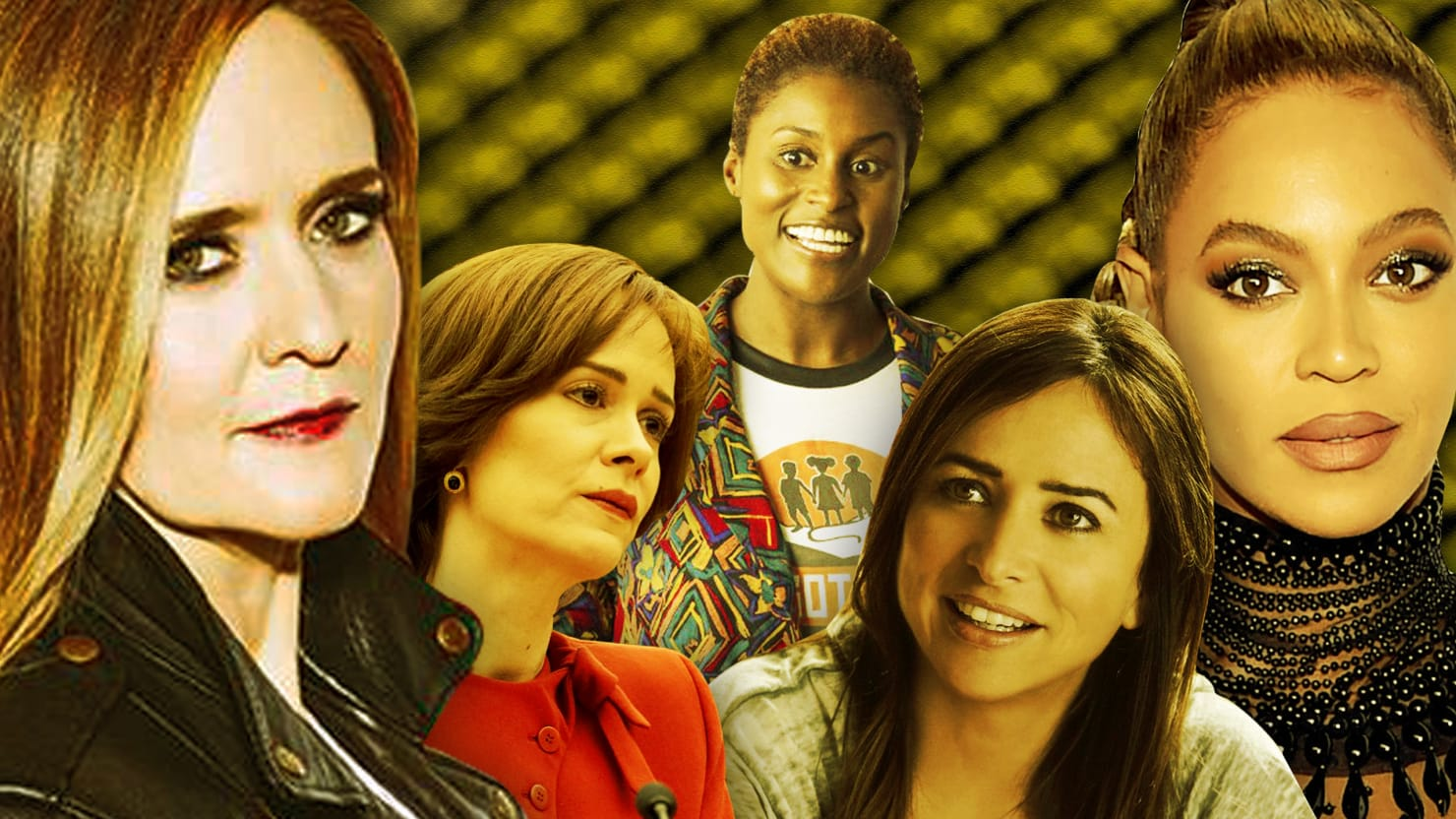 Beyoncé, Issa Rae, Samantha Bee and More Women Who Changed Television in 2016
