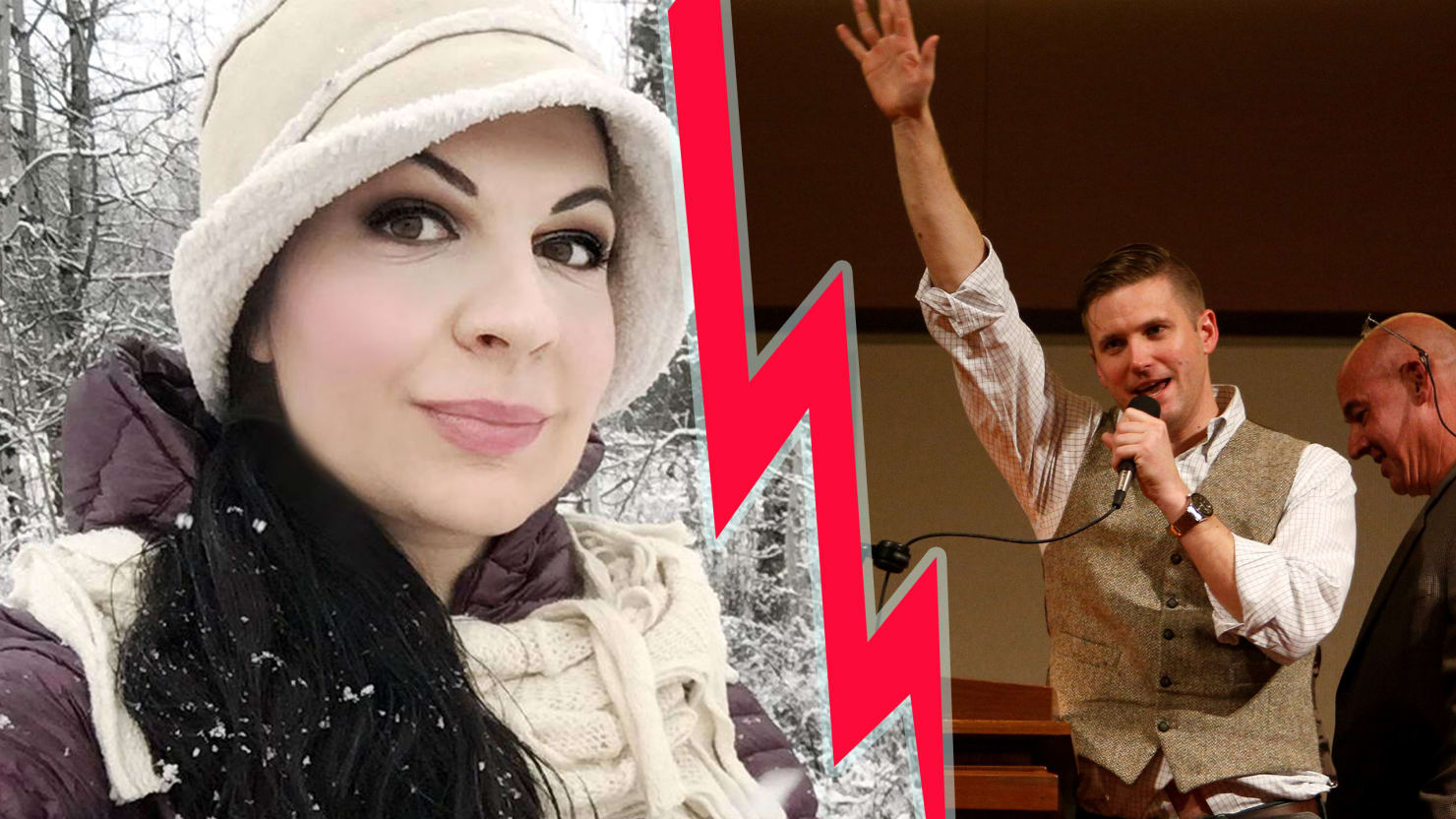Meet the Moscow Mouthpiece Married to a Racist Alt-Right Boss