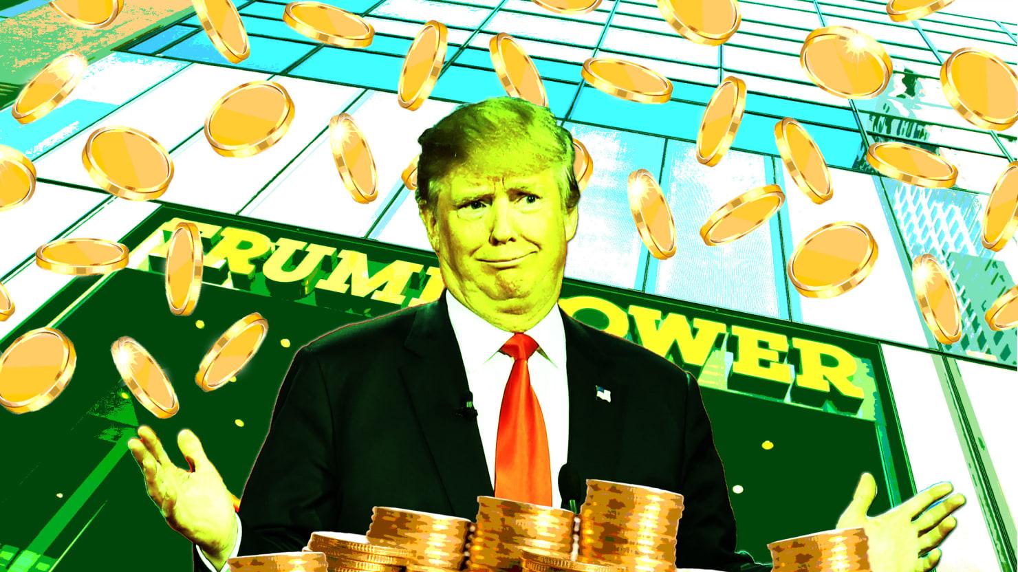 Donald Trump's Campaign Paid $11 Million to Trump Businesses