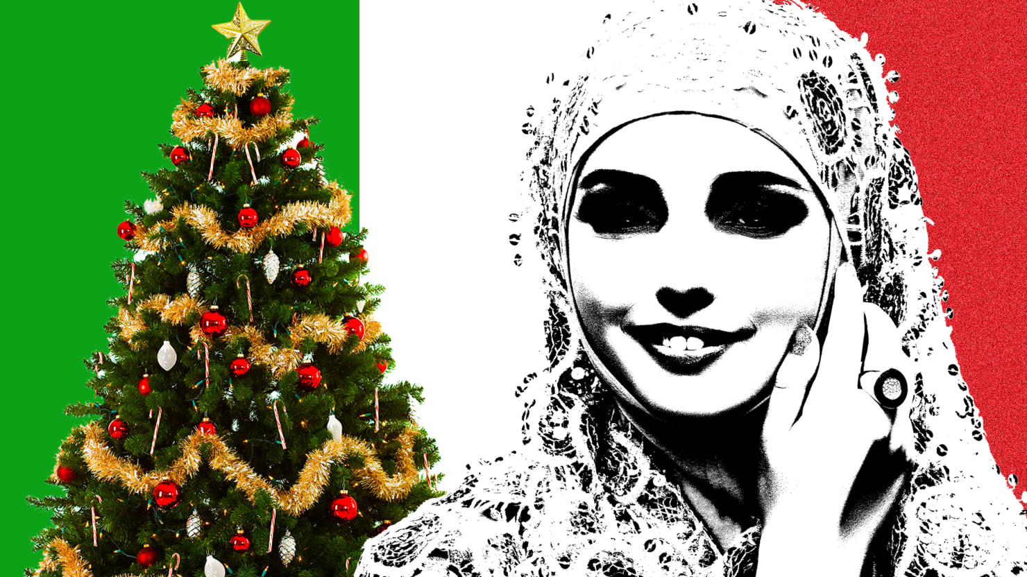 italys muslims celebrate christmas to calm integration fears - How Does Italy Celebrate Christmas