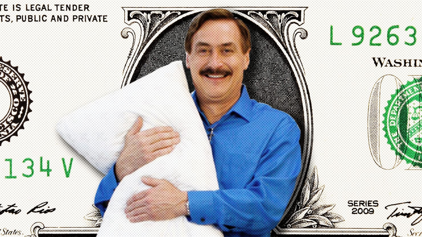 mypillow mogul michael lindell sees self in donald trump