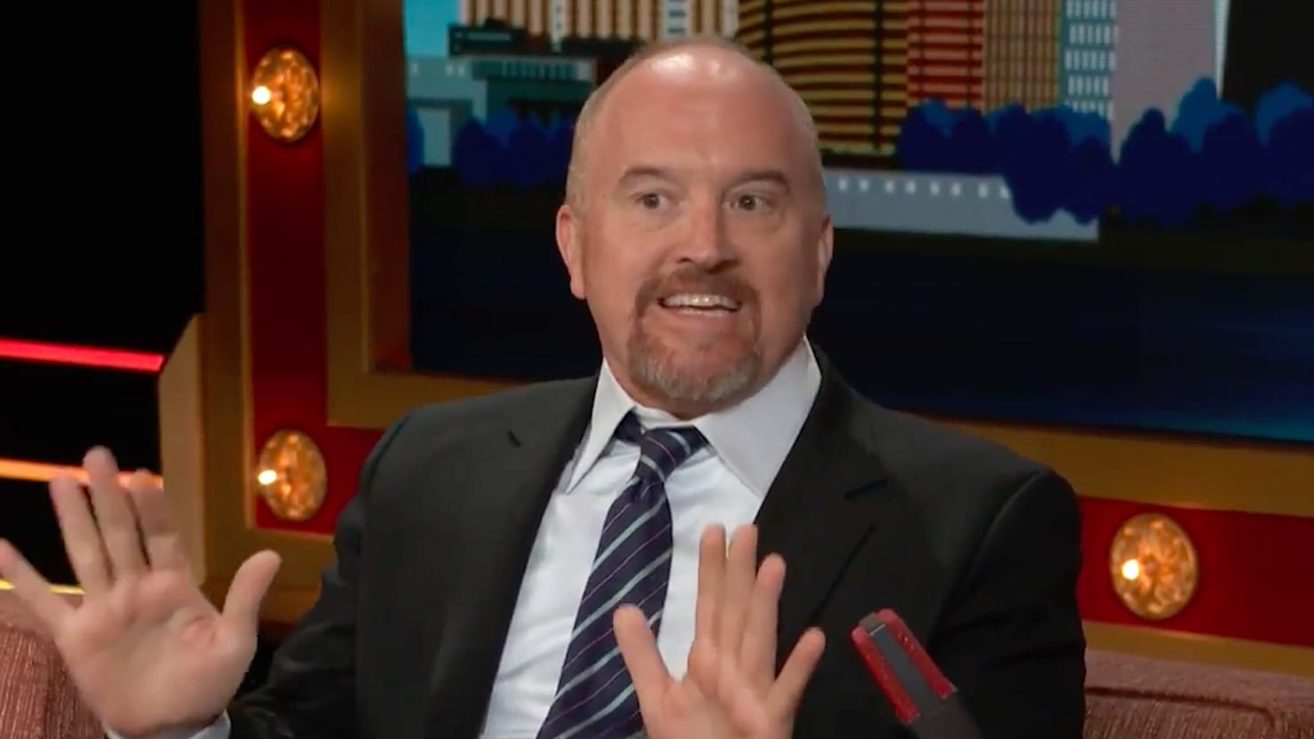 Louis C.K.: America Needs a 'Tough Bitch' Like Hillary Clinton in the White House