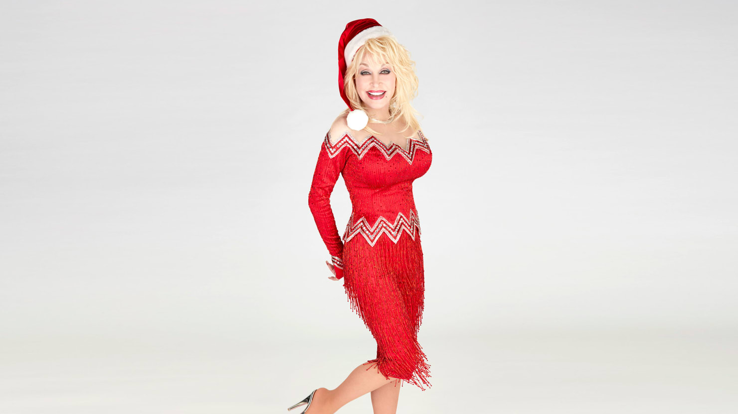 Dolly Parton Is Here to Save Christmas, Y'all