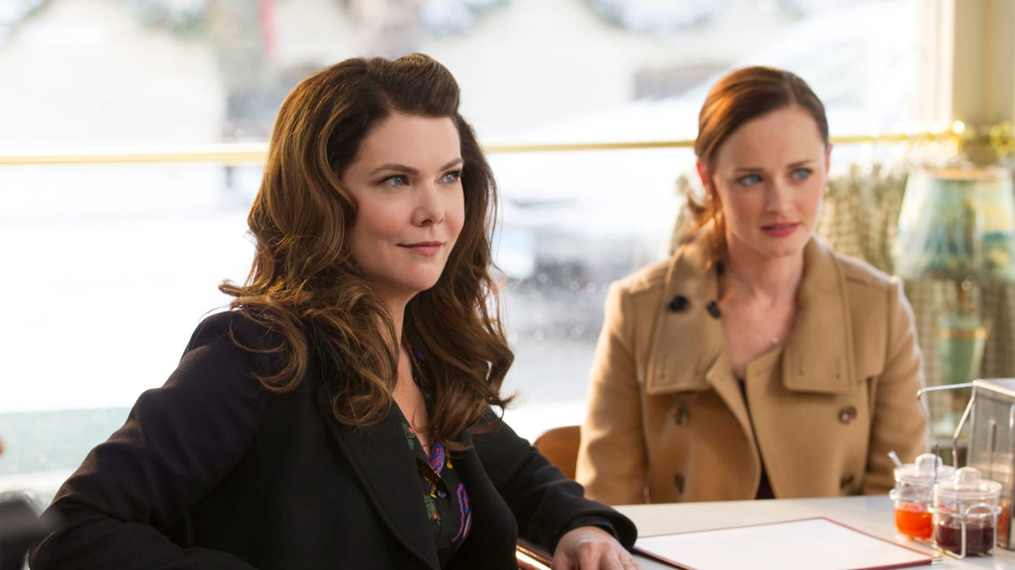 The 'Gilmore Girls' Last Four Words Might Make You Angry