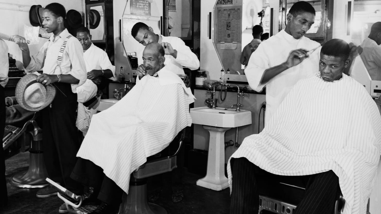 New Wave Auto >> Meet America's Hottest, Hippest Barbers