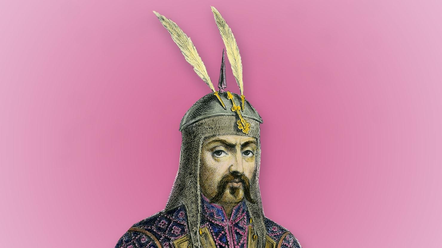 What Genghis Khan Could Teach Trump