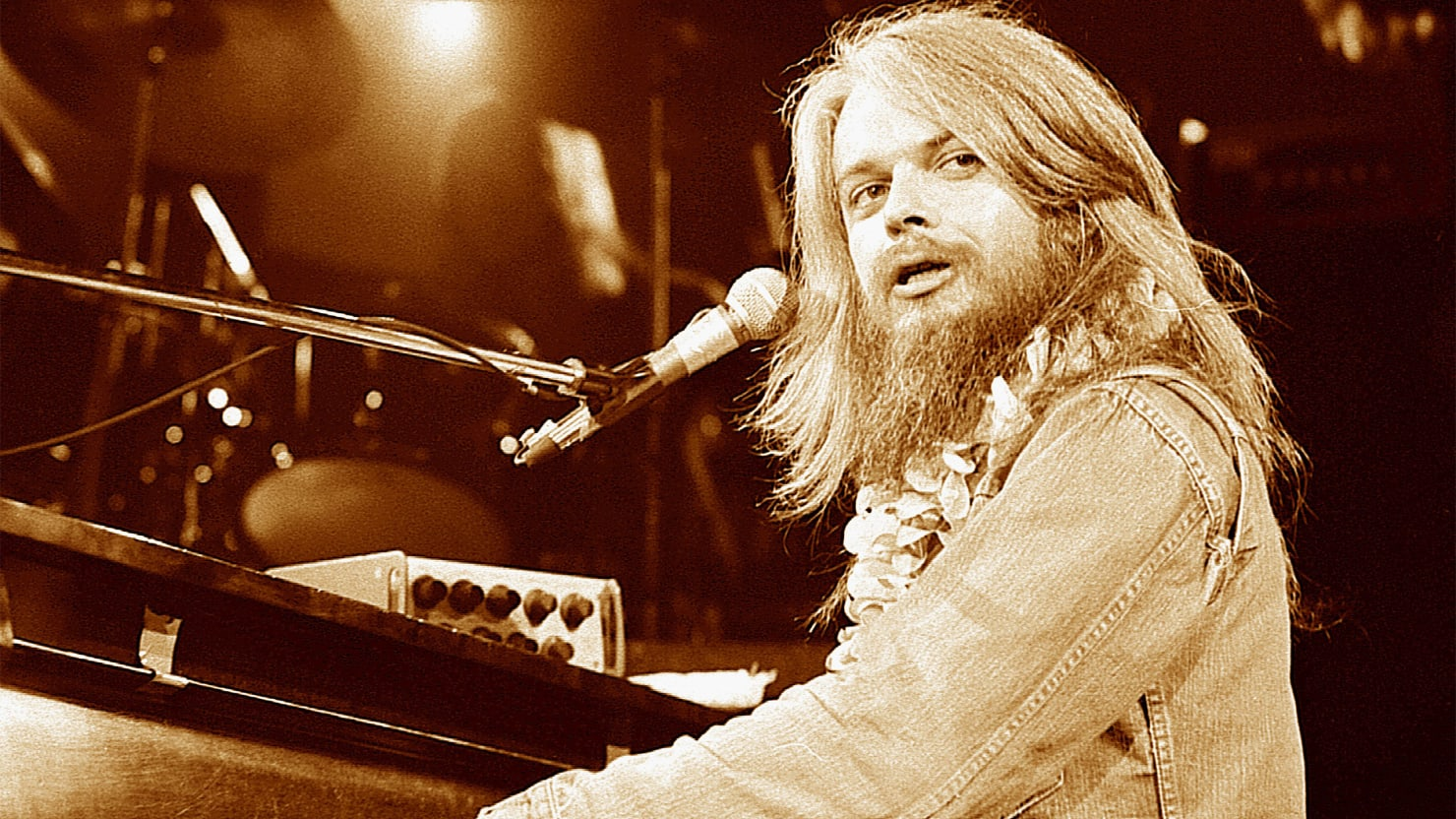 First Rate Auto >> Leon Russell: The Voice Death Can't Touch