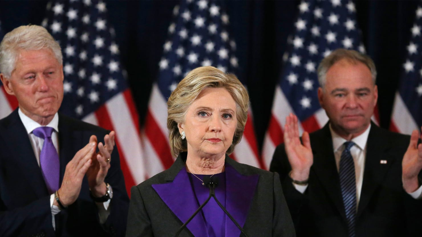 Seven Reasons Why Hillary Clinton Lost and Donald Trump Won