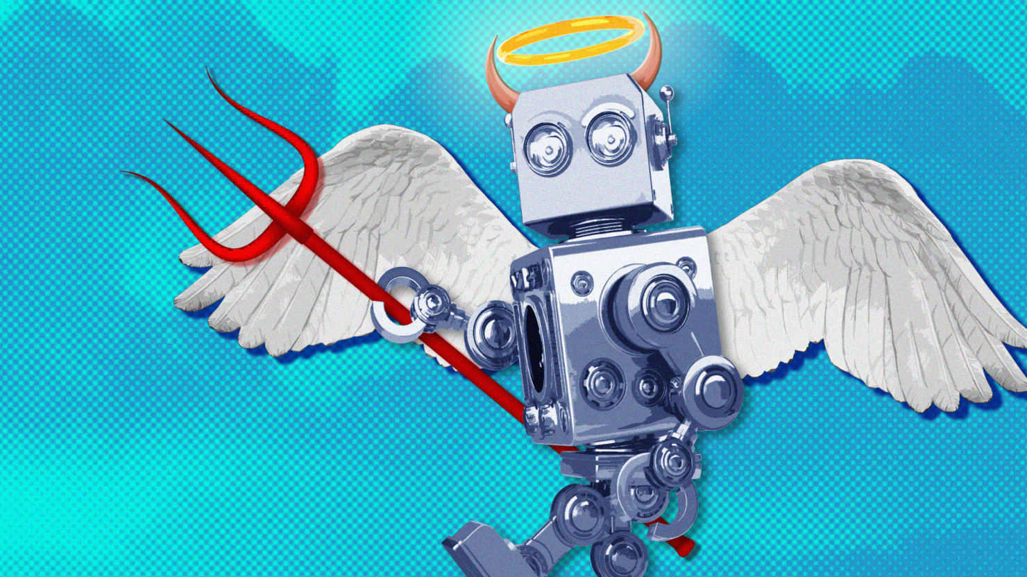 Can Robots Make Moral Decisions? Should They?