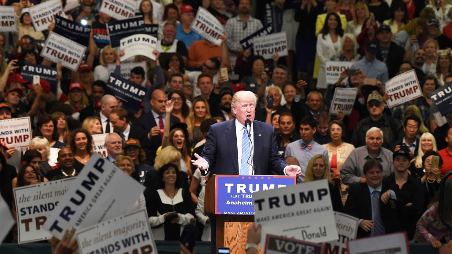 Here's How Donald Trump Could End America's New Feudalism
