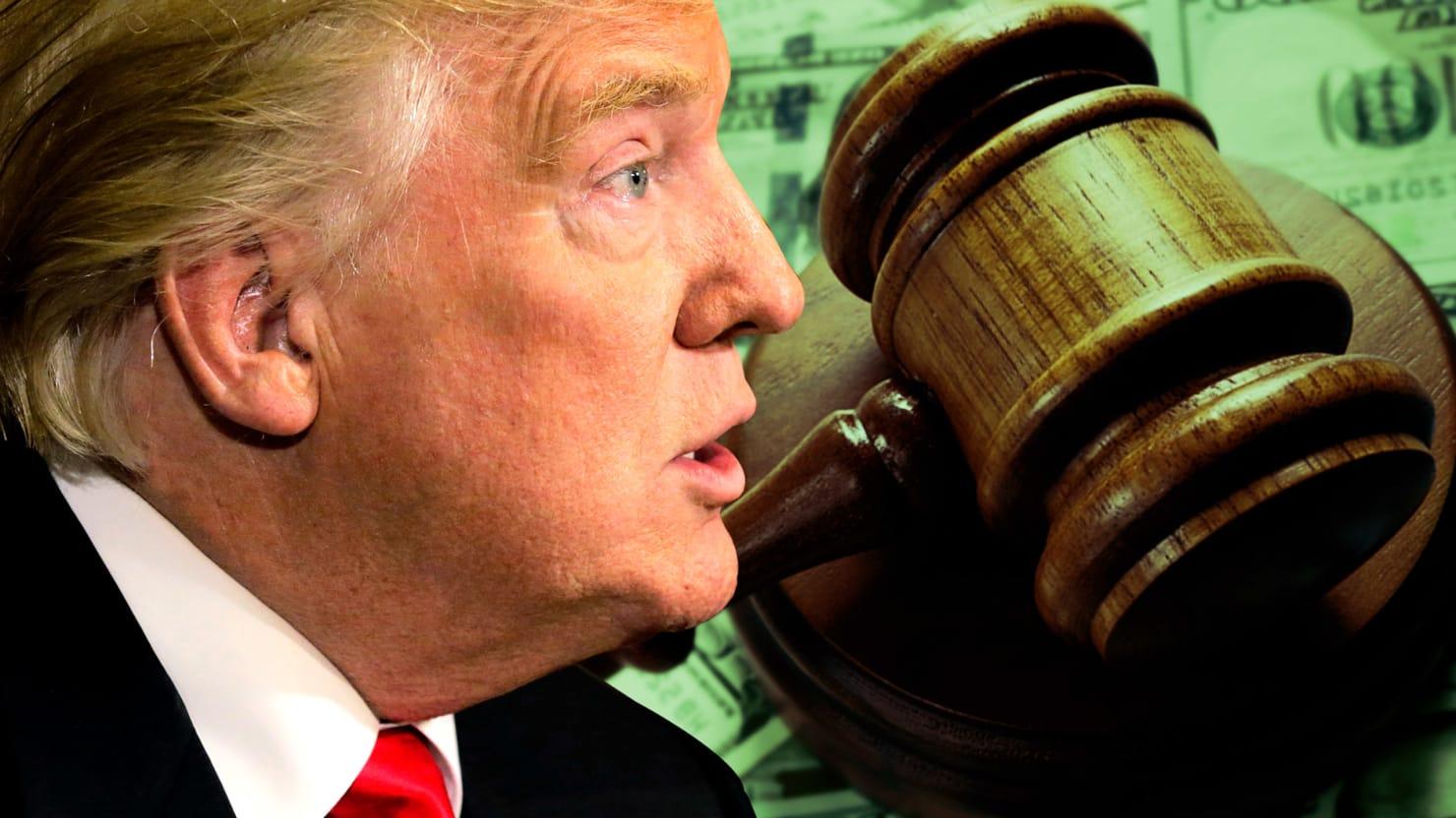 Image result for trump litigation