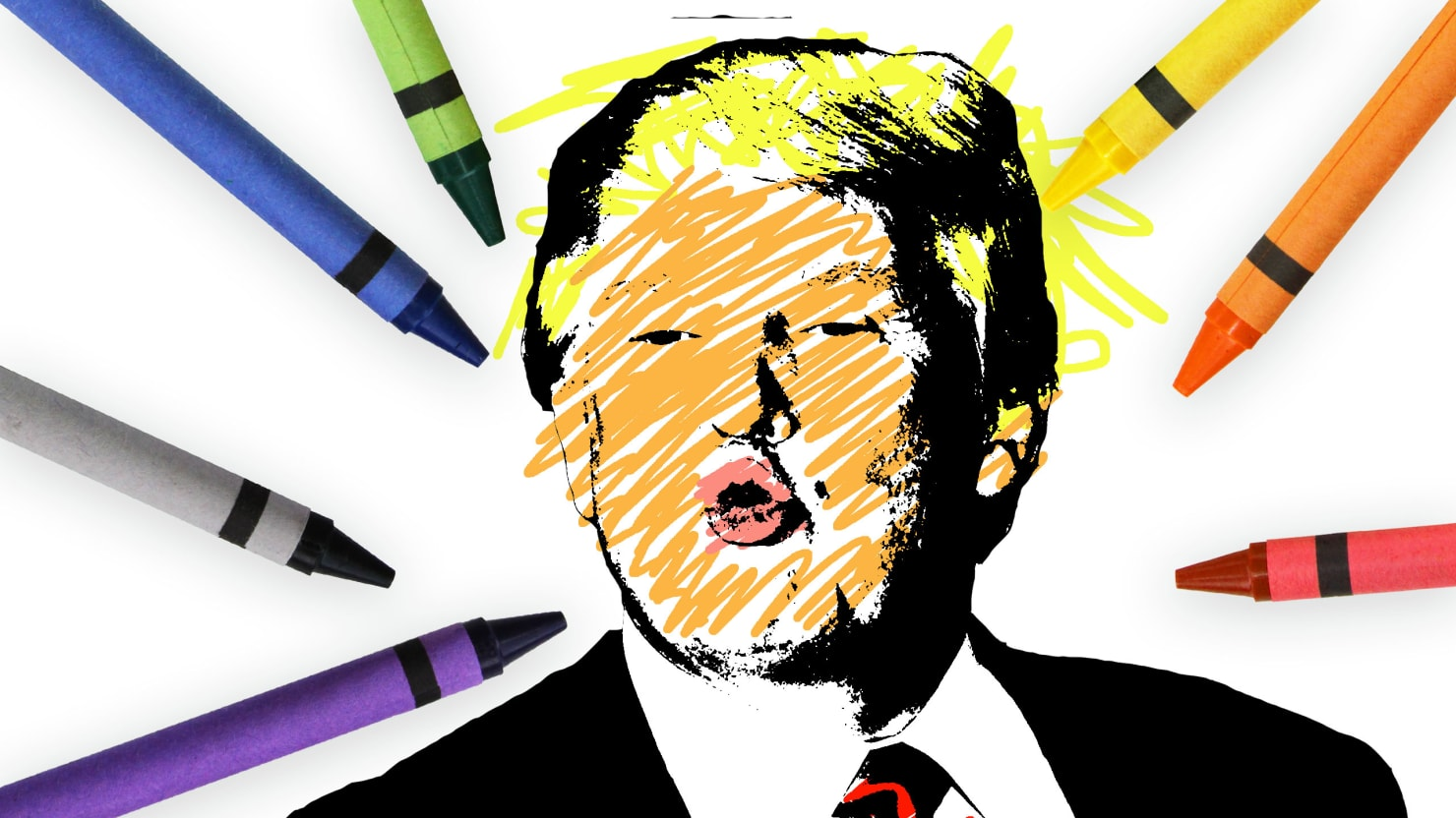 Elite Campuses Offer Students Coloring Books, Puppies to Get Over Trump