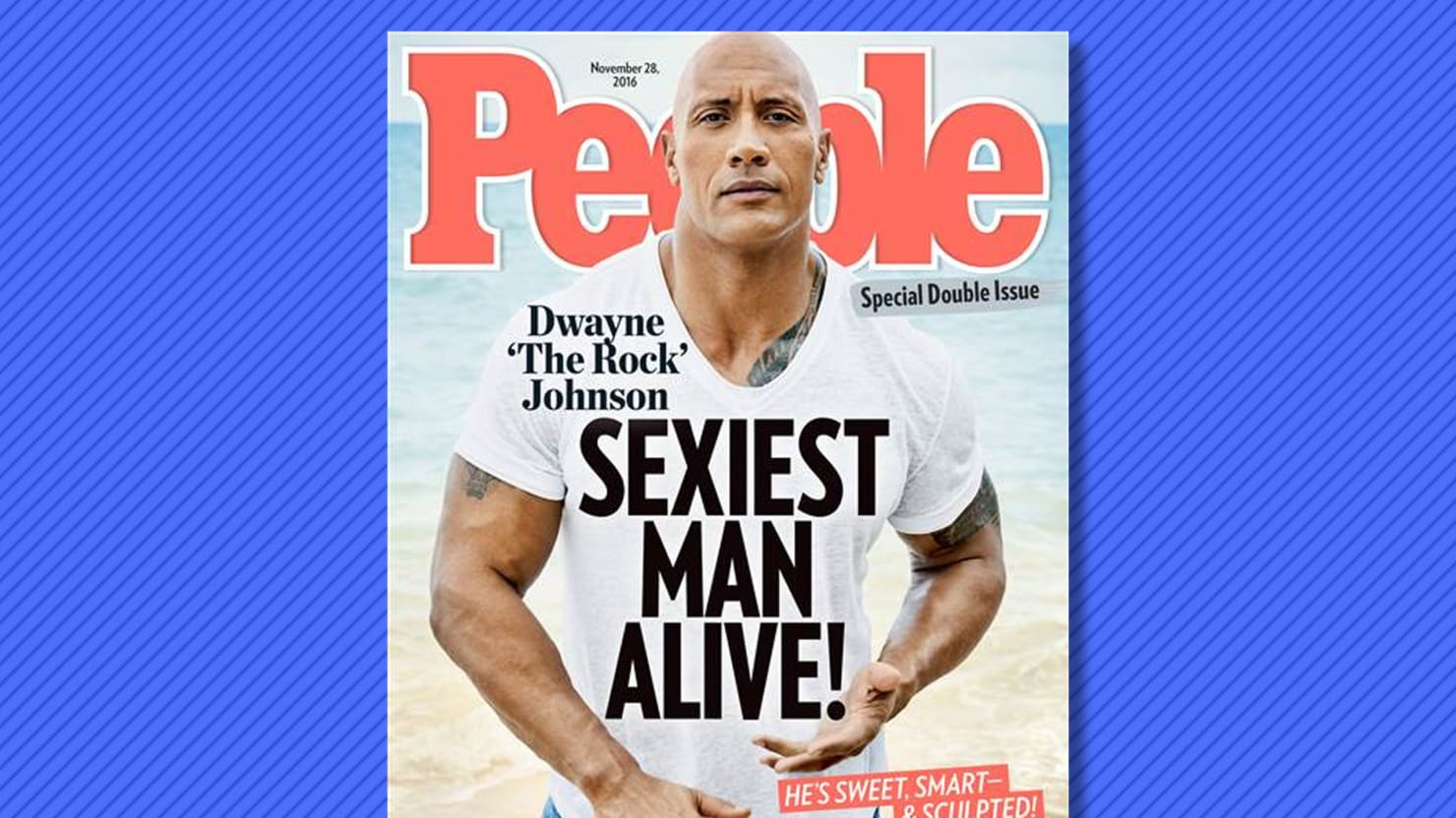 Fine Line Auto >> Trump's Win Encourages The Rock to Run for President ...