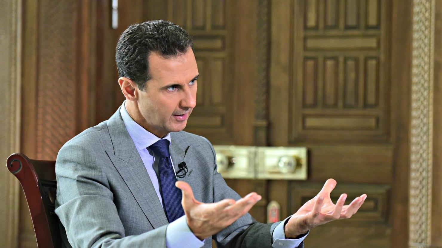 bashar al assad i will rule until at least 2021