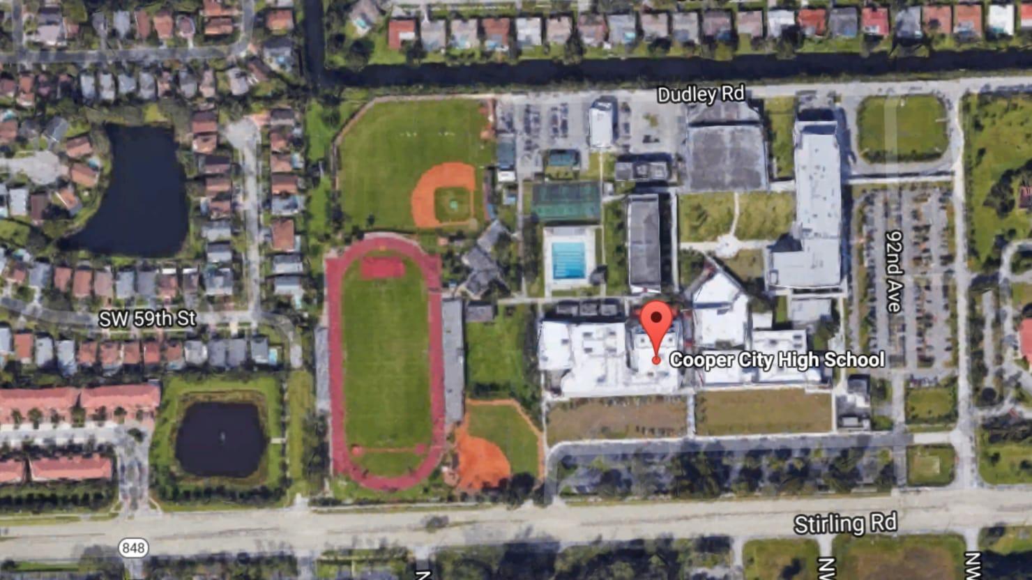 Cooper City High School Hazing