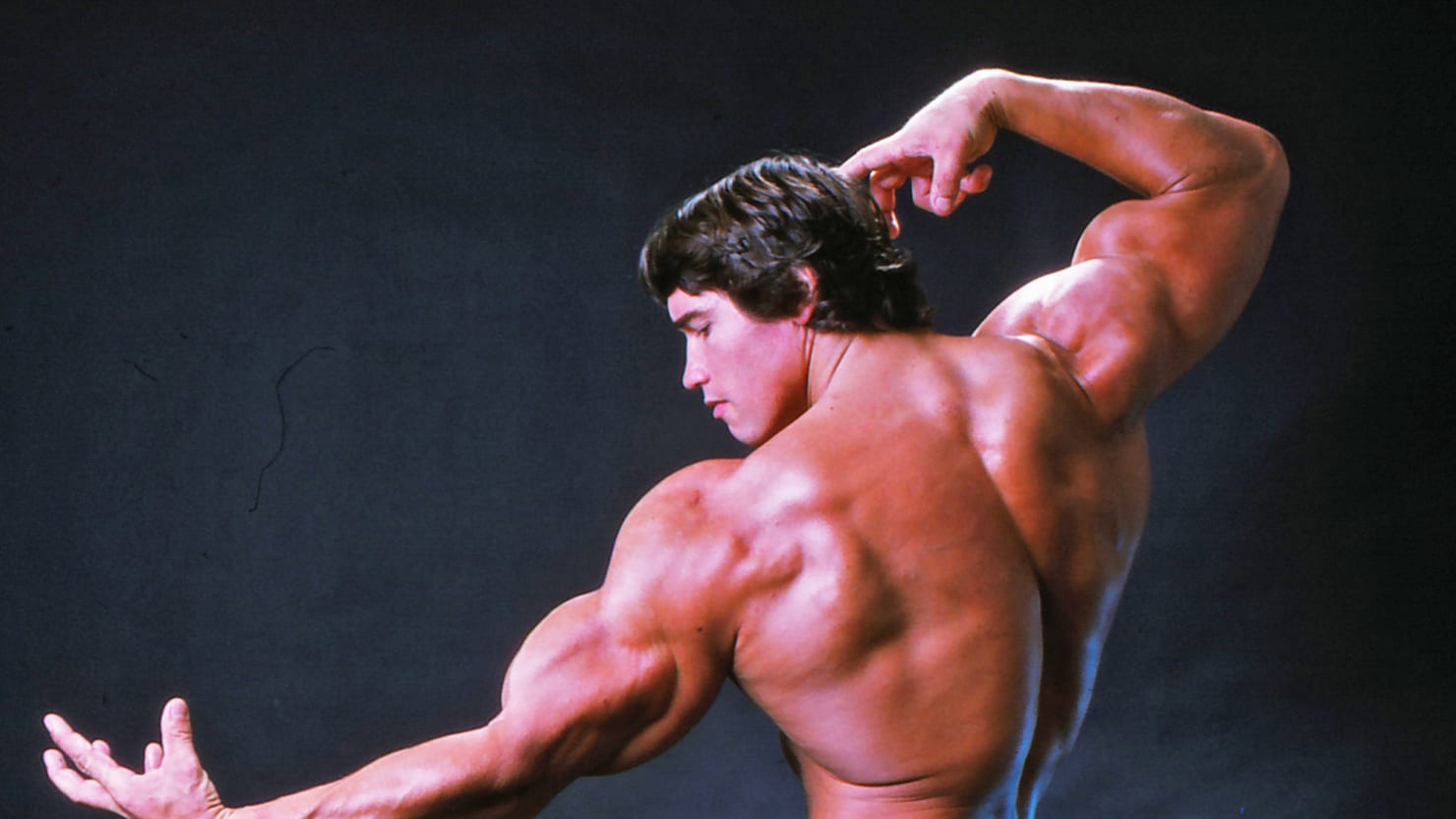 Arnold Schwarzenegger s Blueprint To Mass