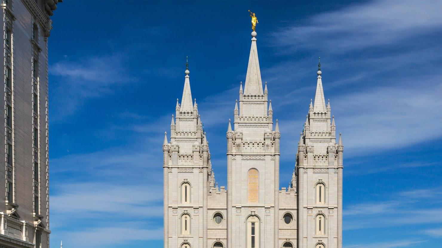 Mormon Rebel Went To Wikileaks For Help
