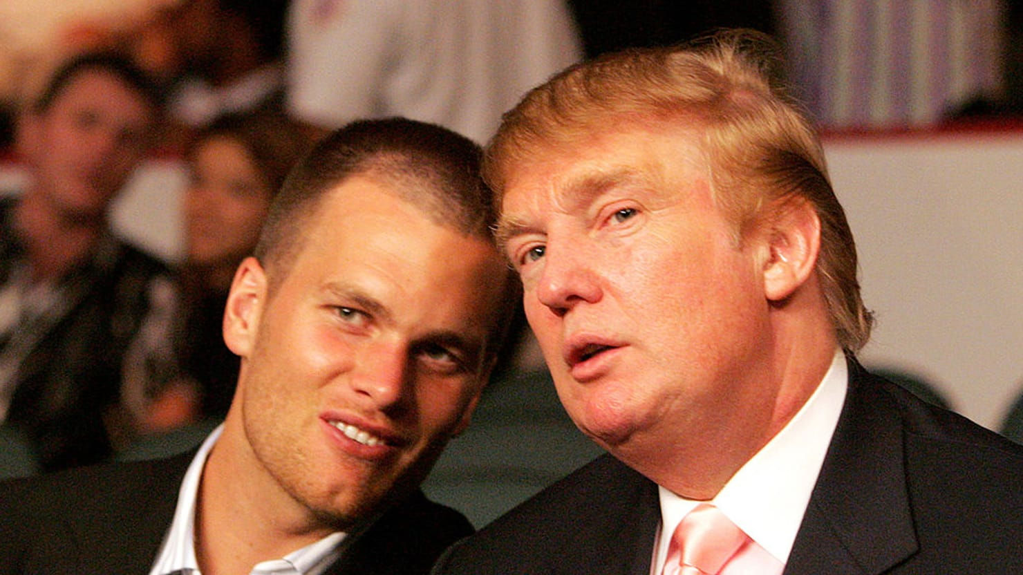 Inside Tom Brady and Donald Trump s 14 Year Bromance