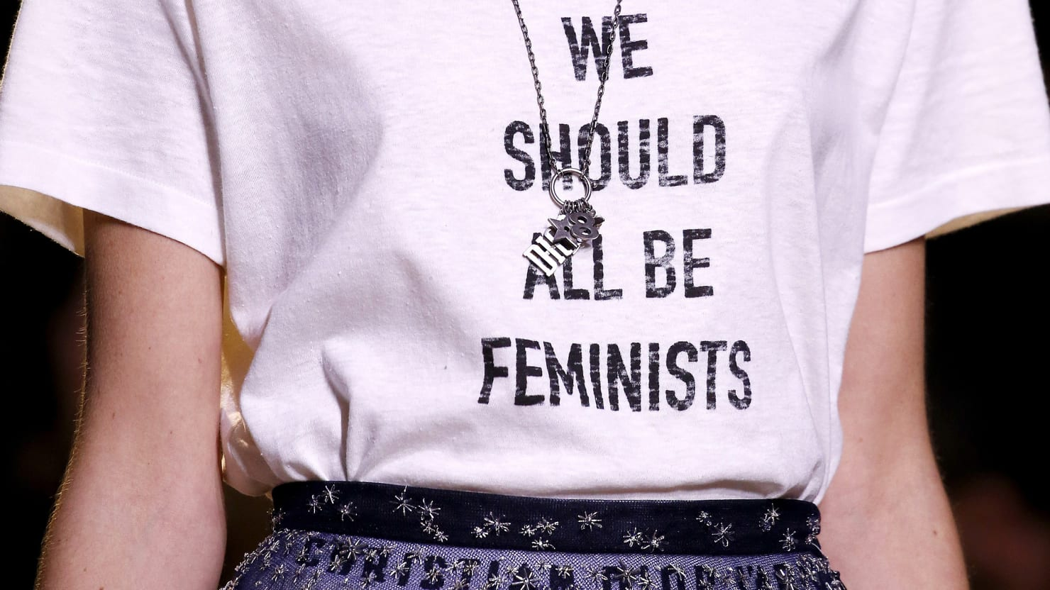 Can Fashion Ever Be Truly Feminist