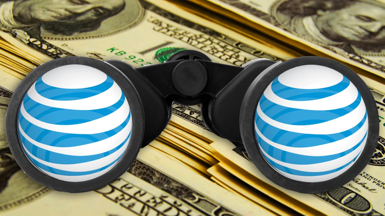 AT&T Is Spying on Americans for Profit