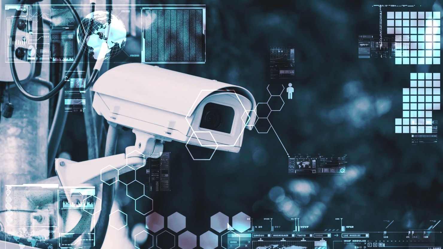 How Surveillance Cameras Have Become an Internet Superweapon