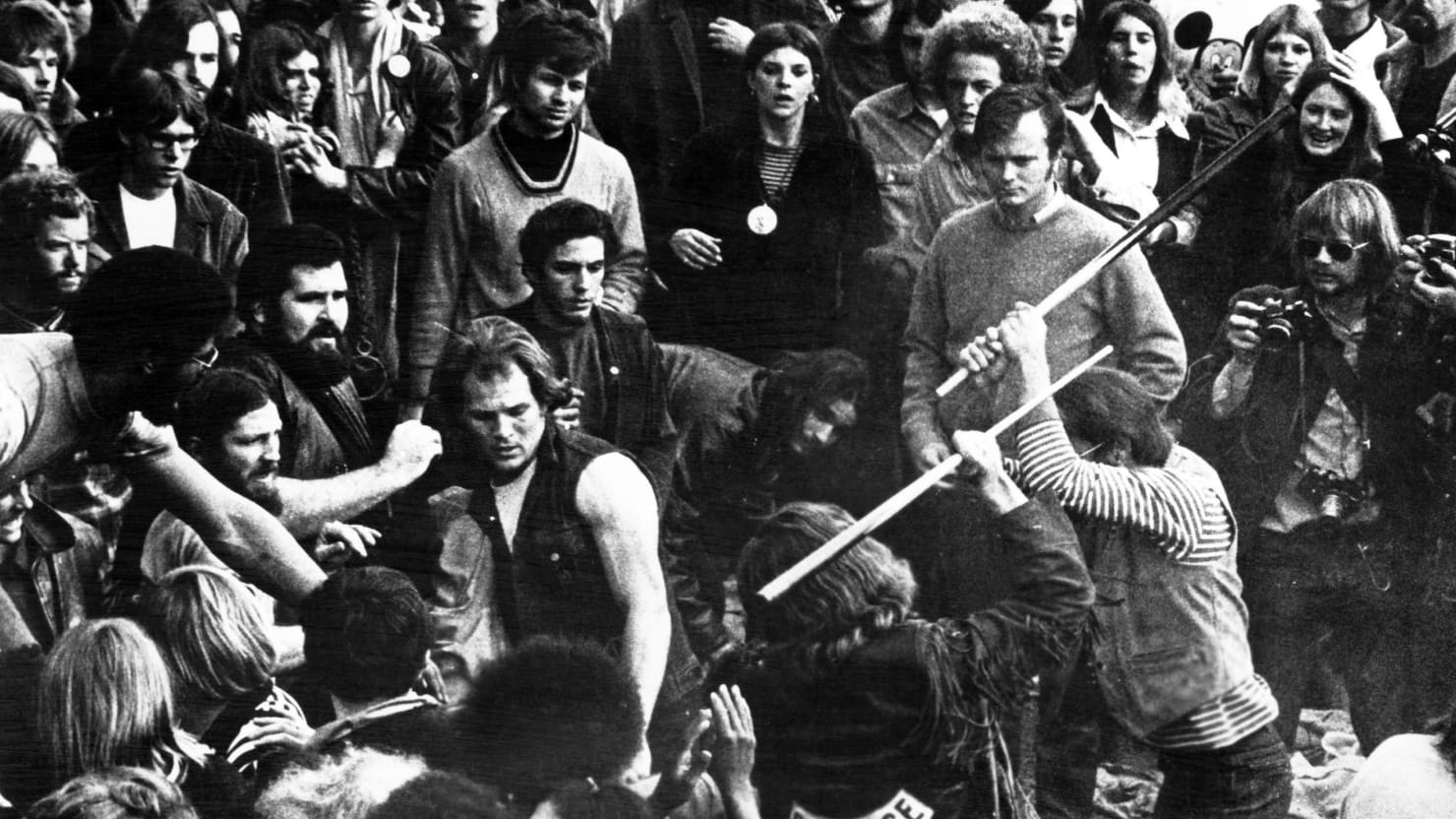 How Altamont Cursed The Rolling Stones