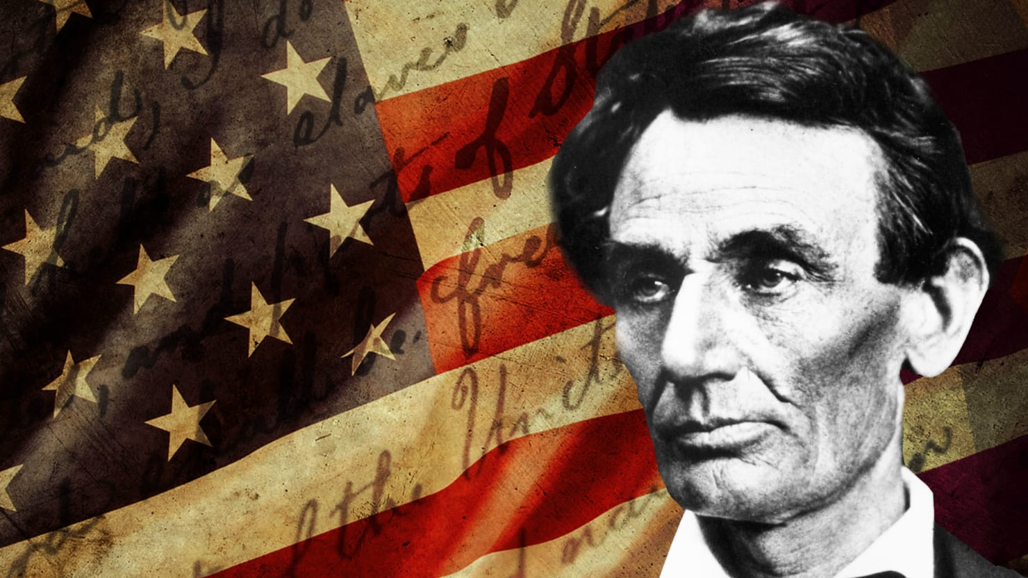 What Happened To Abraham Lincoln S Missing Slavery Speech