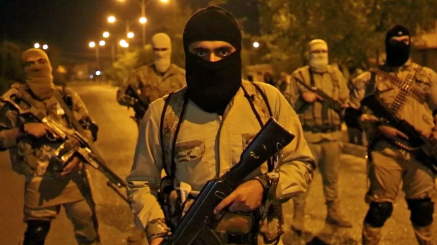 'Islamic State' Turning Into a Guerrilla Army, Top General ...