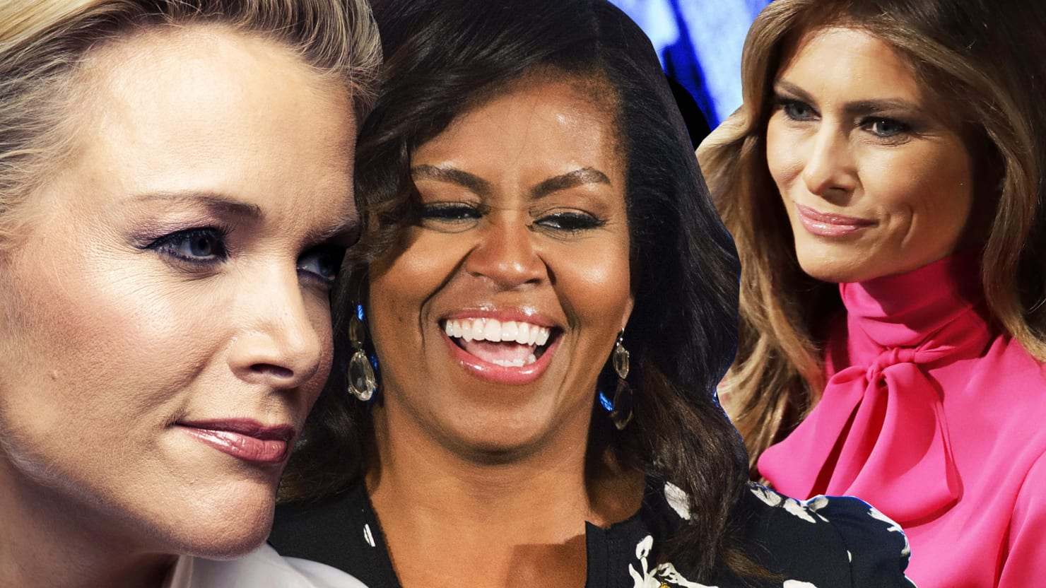 Michelle Obama Megyn Kelly And The Best Political Shade Throwers
