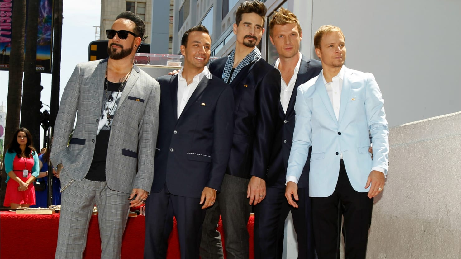 Backstreet Boys To Trump Don T Use I Want It That Way