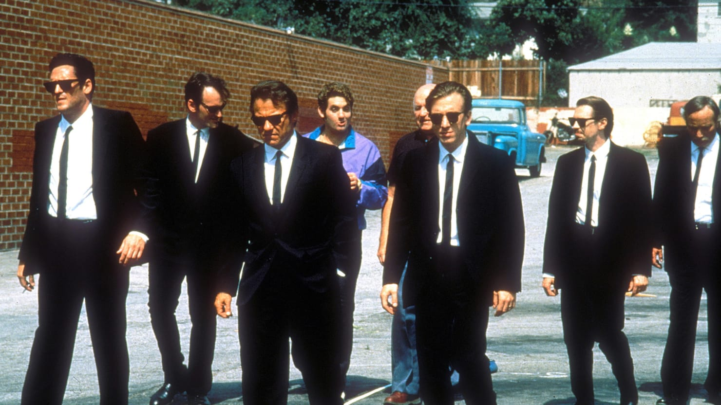 How Those Reservoir Dogs Became Fashion Plates