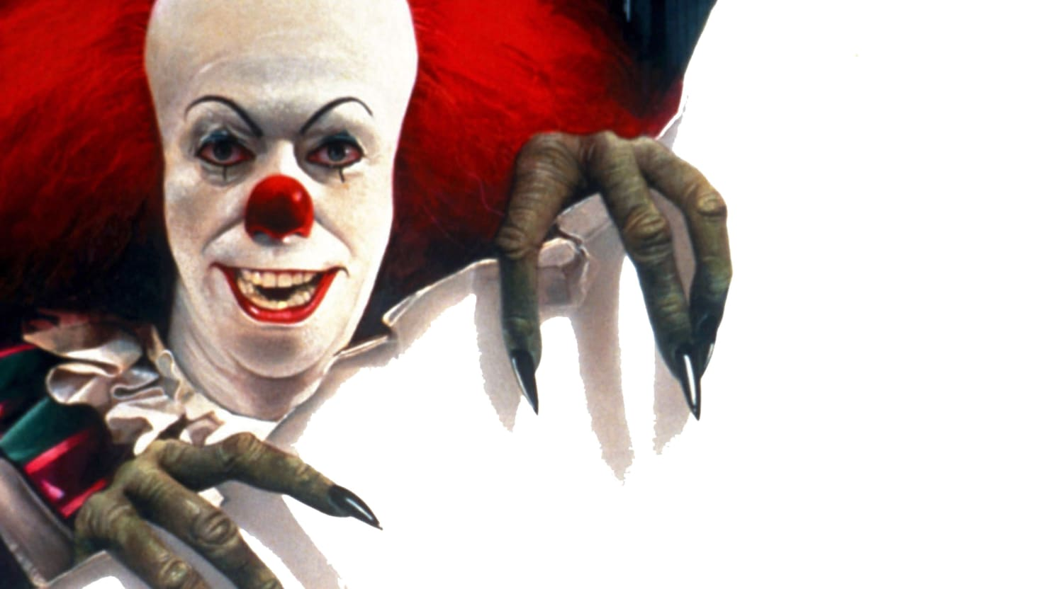 Here's Why You're Terrified of Creepy Clowns