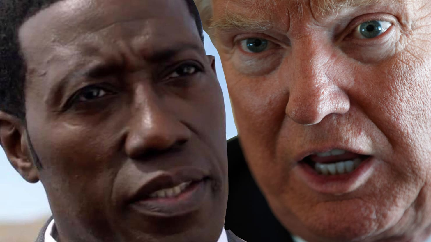 Always Bet On Black Quote: Wesley Snipes, Tax Evader Extraordinaire, Drags Trump Over