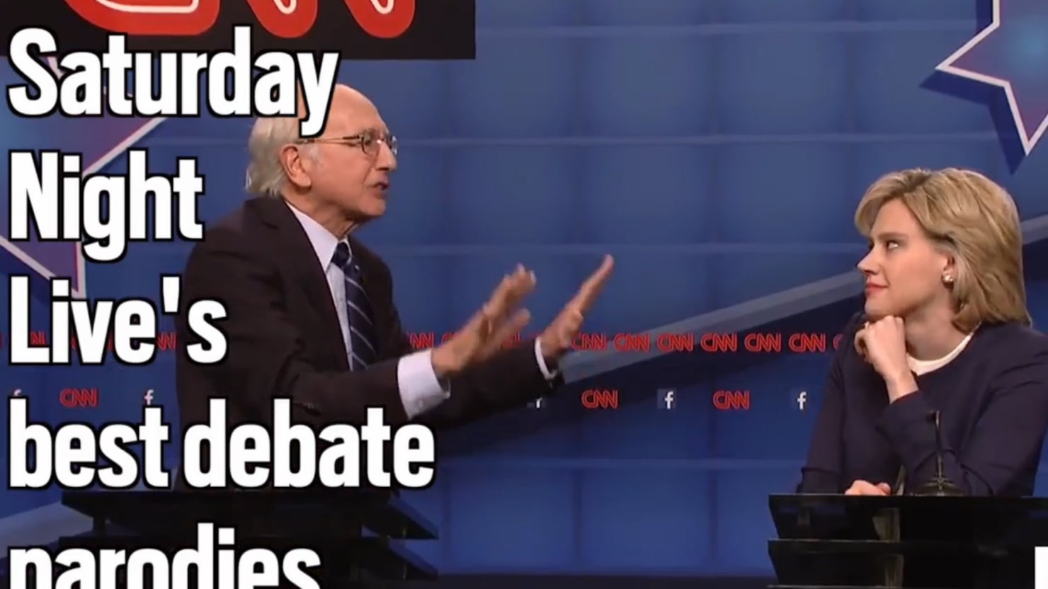 Watch: Saturday Night Live's Best Fake Debates