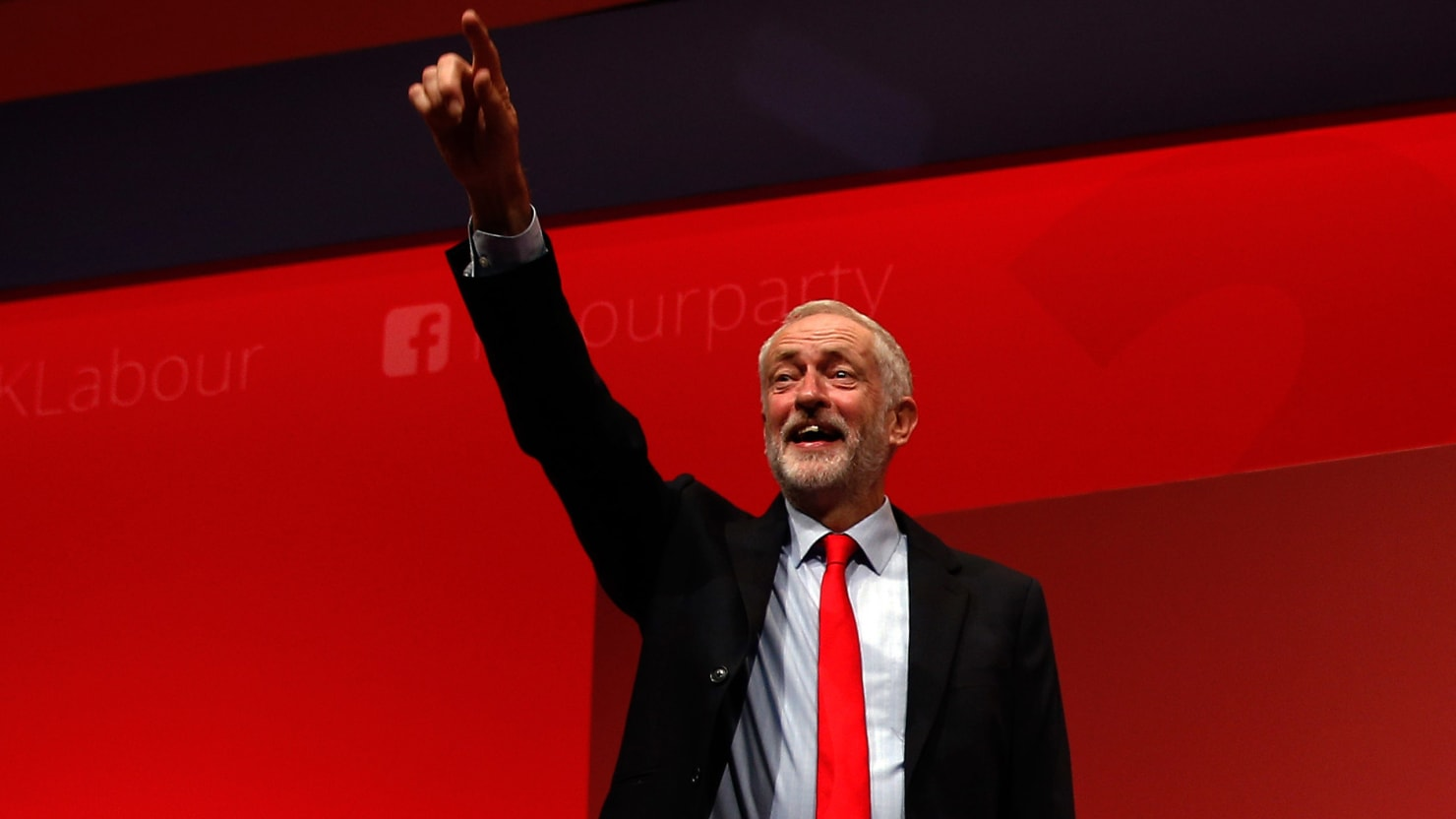 Jeremy Corbyn Re-Elected: Hard Left Kills Off the Labour Party