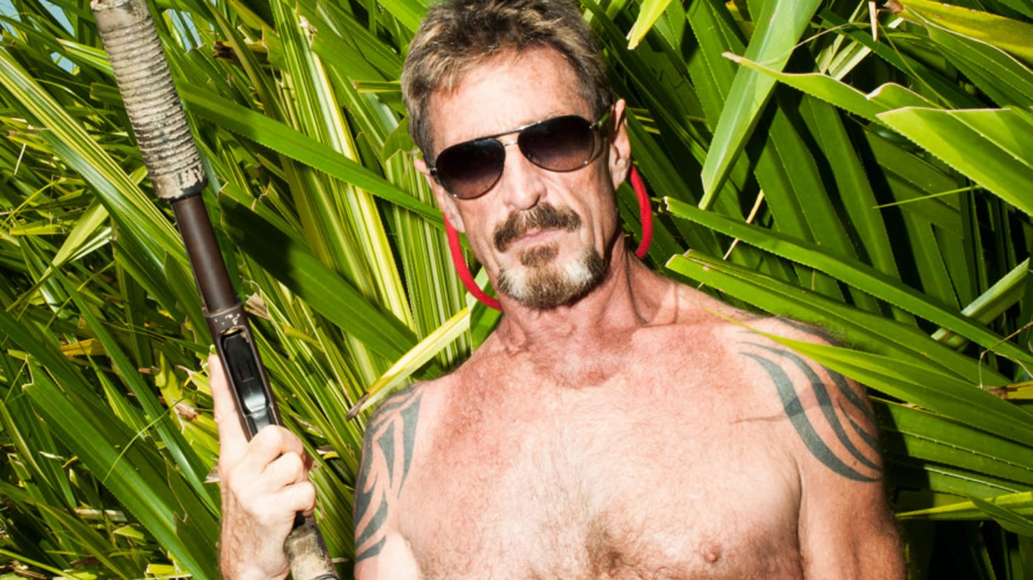 John McAfee Accused of Rape and Murder in Explosive New Doc
