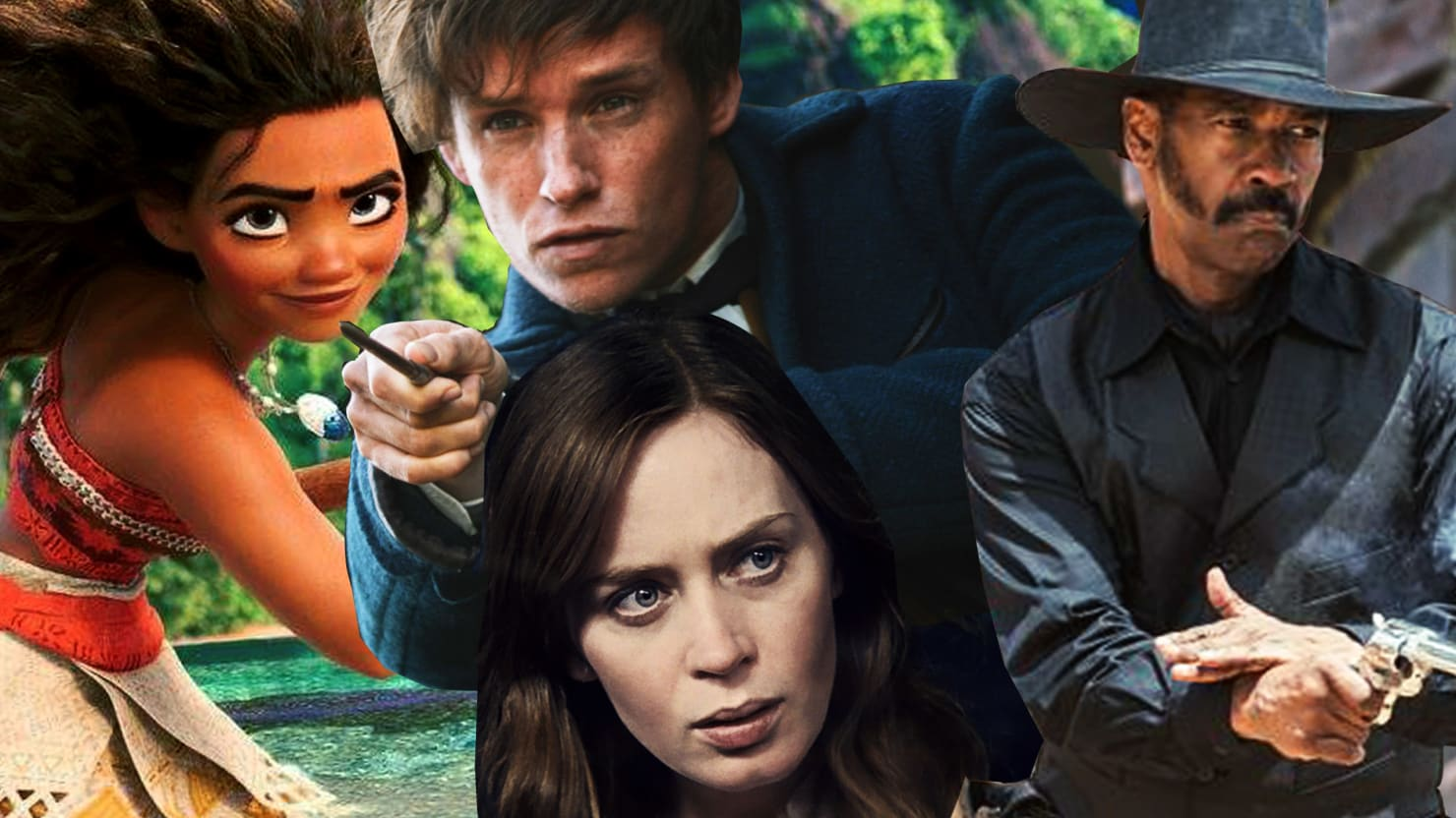 Fall 2016's Must-See Movies: Marvel Superheroes, Brad Pitt's Sexy Spy, and J.K. Rowling's Return