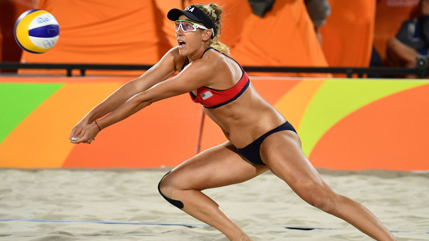 Olympic Cheat Sheet: Beach Volleyball