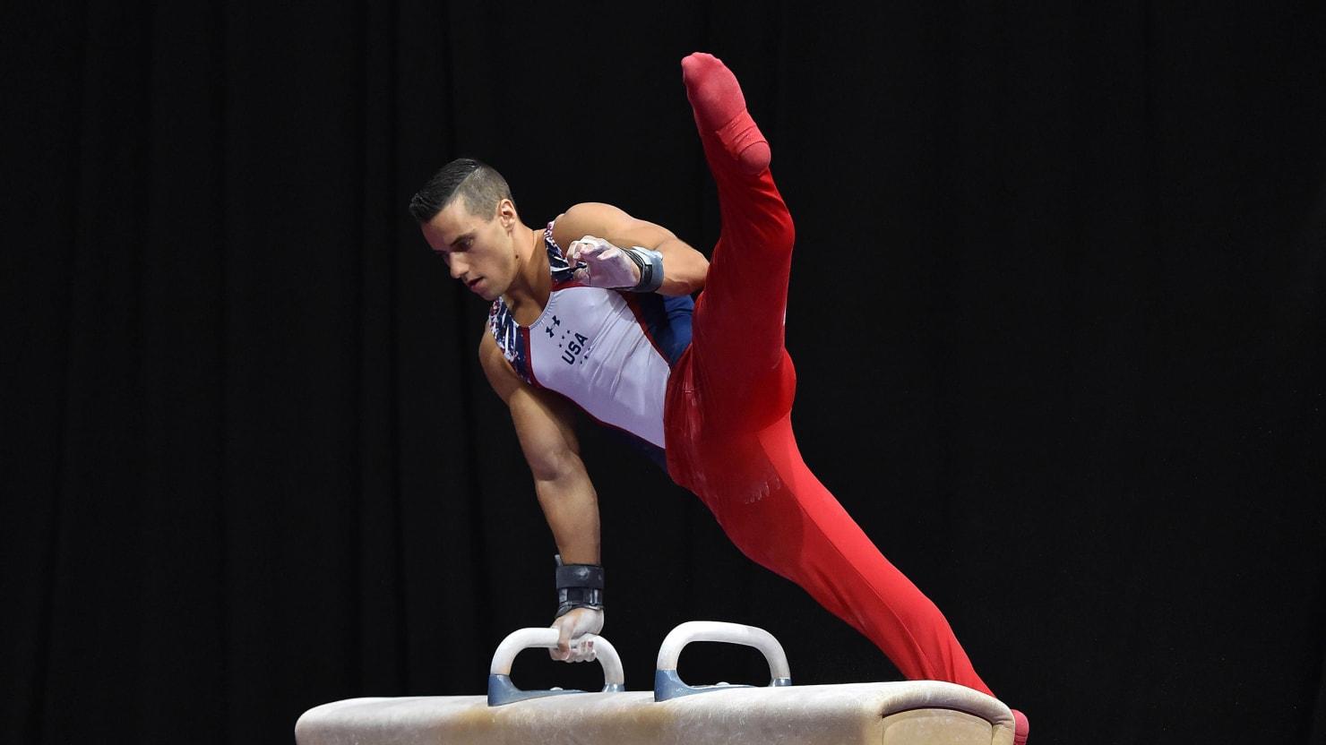 Rio Olympics 2016: How to Watch USA Men's Gymnastics Team ...