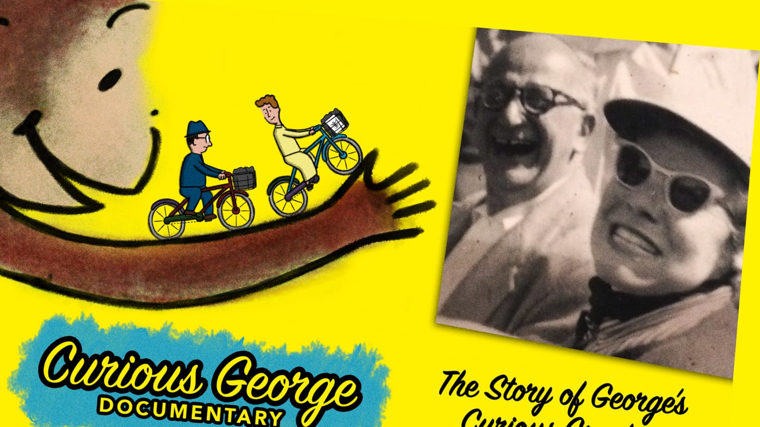How Curious George Escaped From Nazis