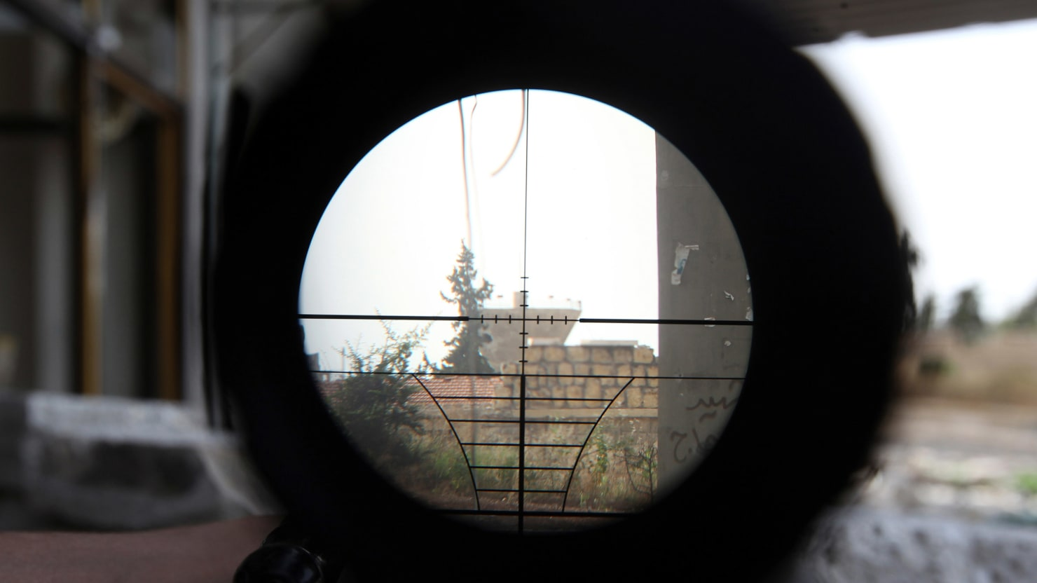 America's Love-Hate Affair With Snipers